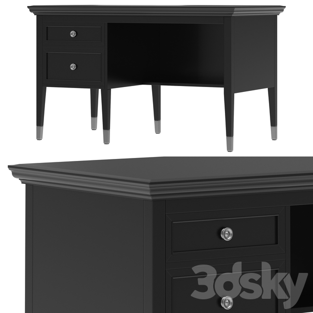Dantone Home single-unit stafford desk