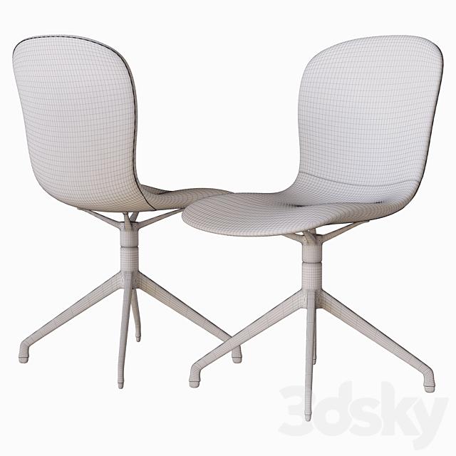 adelaide swivel chair boconcept