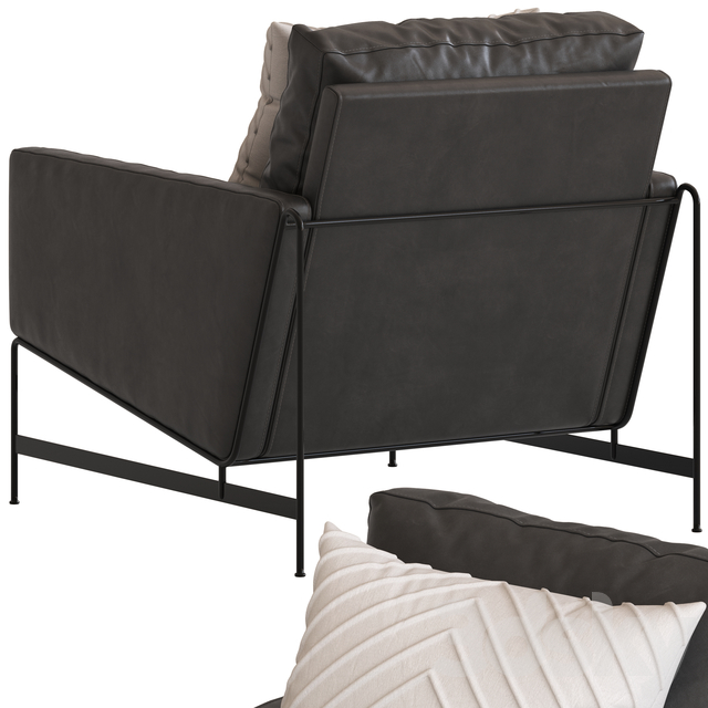 Coco Republic Clement Occasional Chair