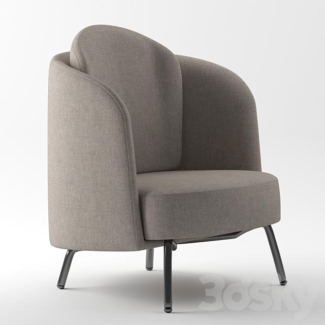 LUCIA Armchair by Ditre Italia