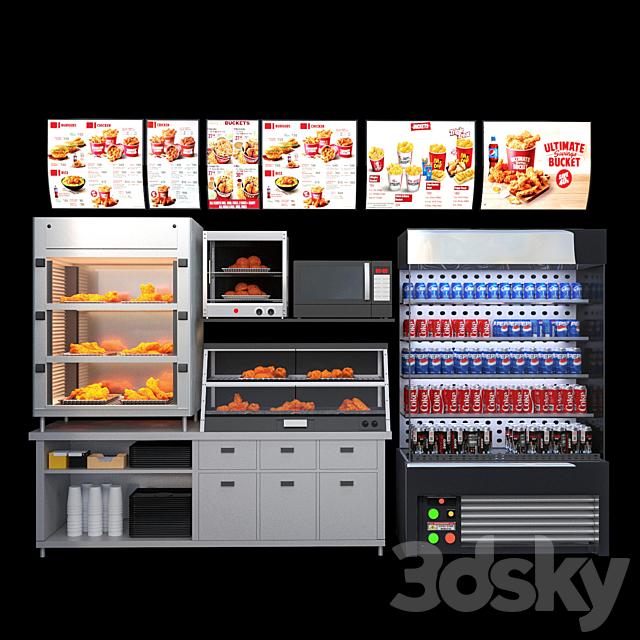 JC Fastfood and Coffee Kiosk 3