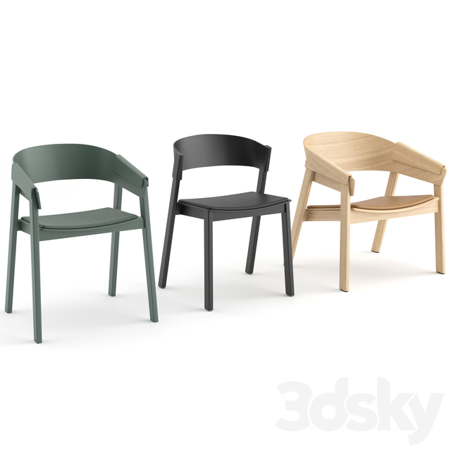 Cover Chairs by Muuto