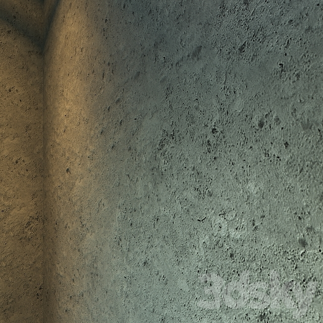 Decorative Plaster 298 - 8K Material