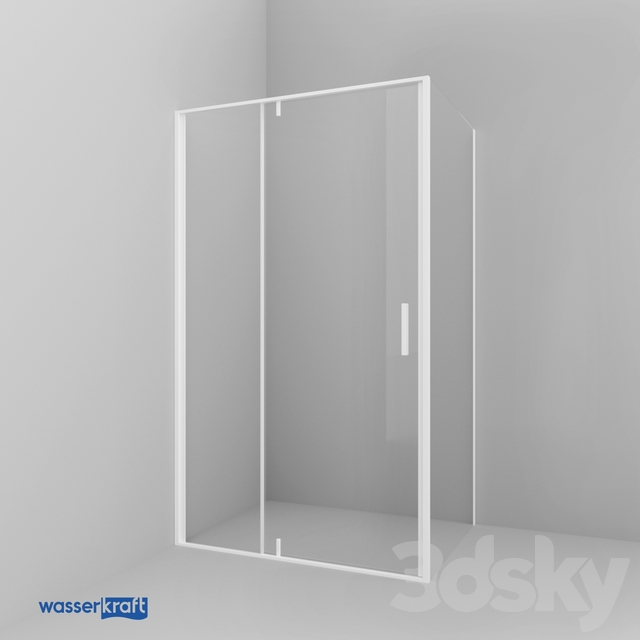 Neime 19P07 Shower Enclosure_white_OM