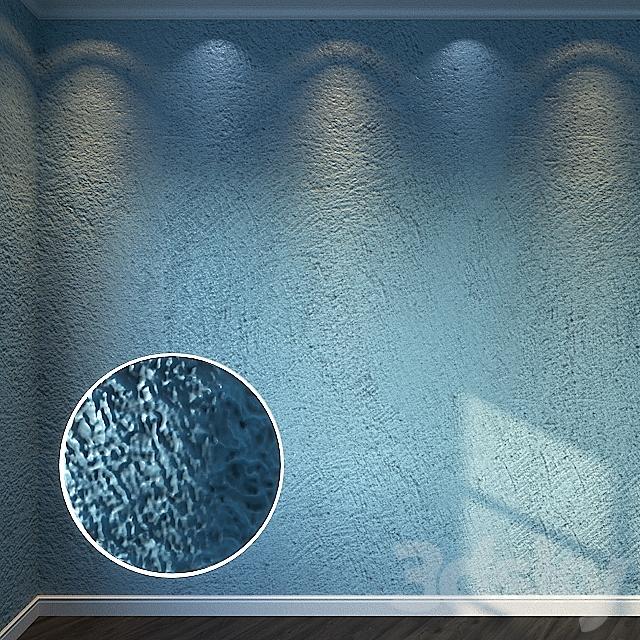 Decorative Plaster 313 - 8K Material