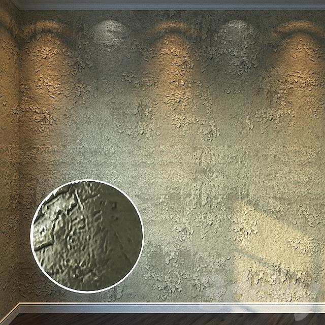 Decorative Stucco 315 - 8K Material