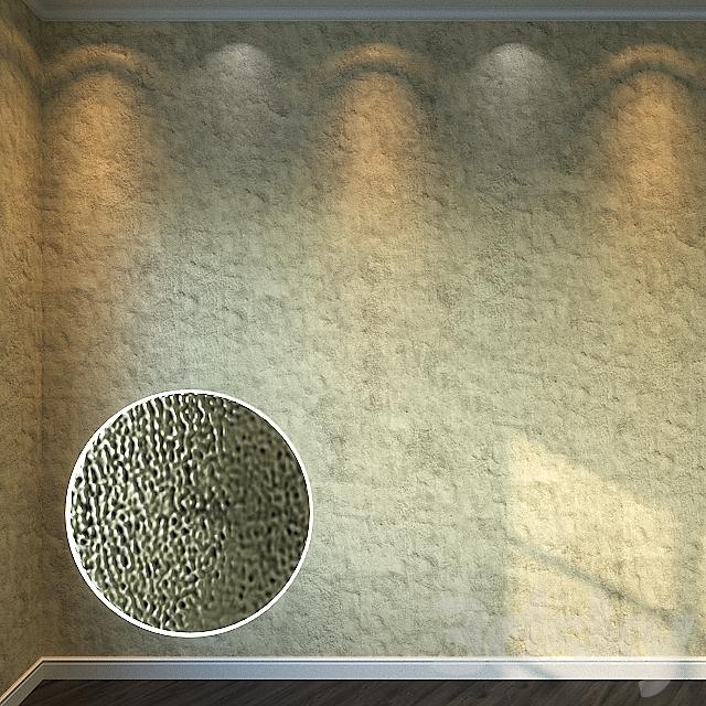 Decorative Plaster 321 - 8K Material