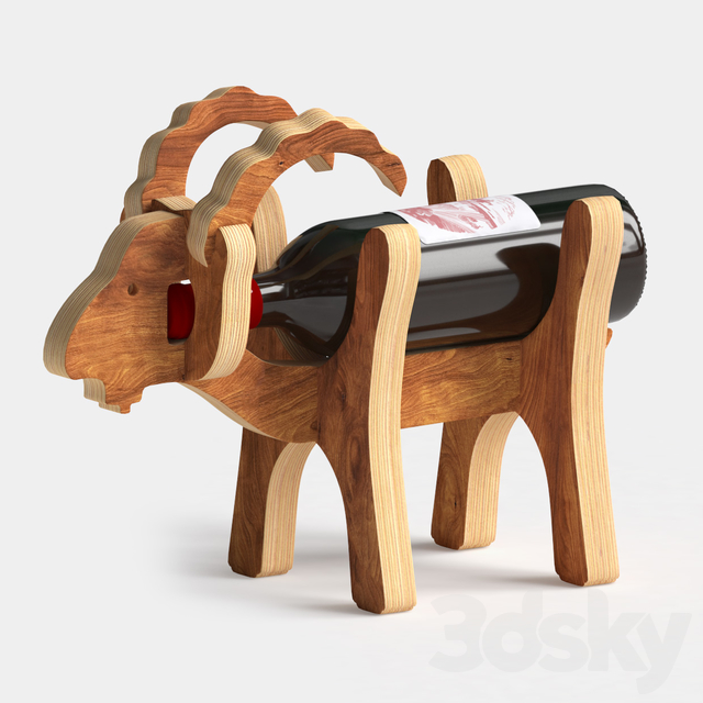 "Wine Stand ""Goat"""
