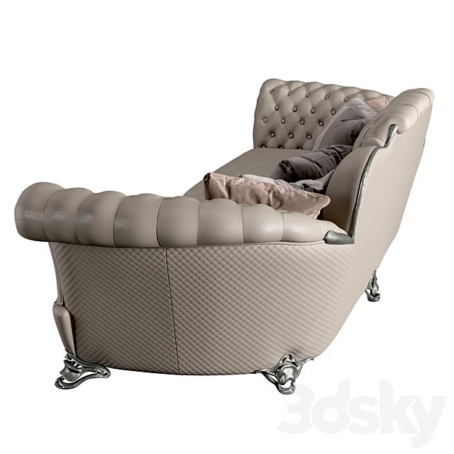 Mantellassi FLORINDO Sofa