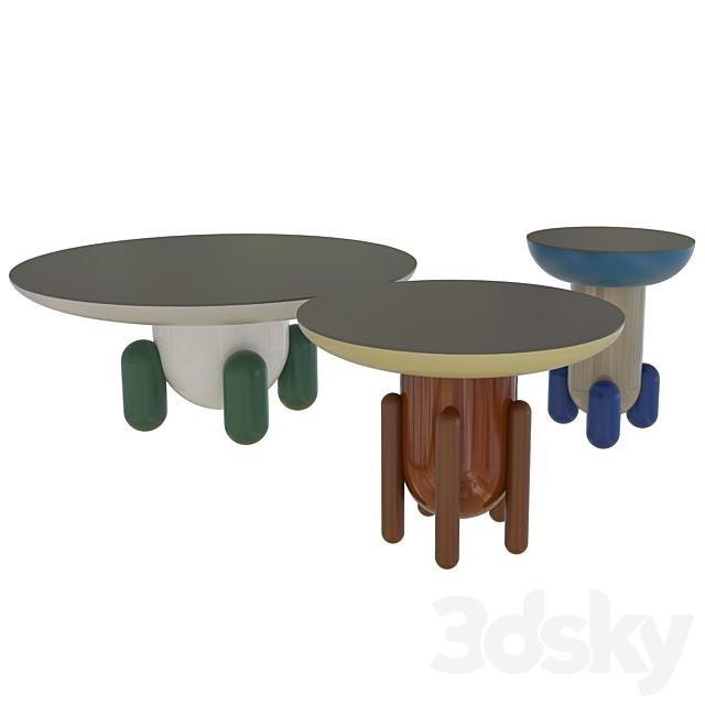 Explorer Tables by BD Barcelona