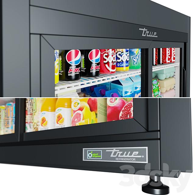 True® Countertop Refrigerator