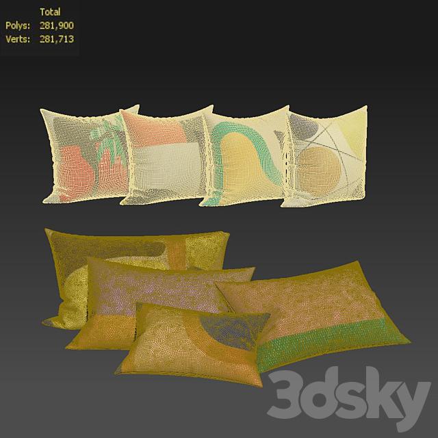 Decorative Pillow set 465
