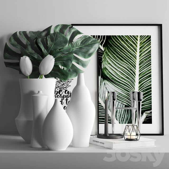 set230 -green leaf