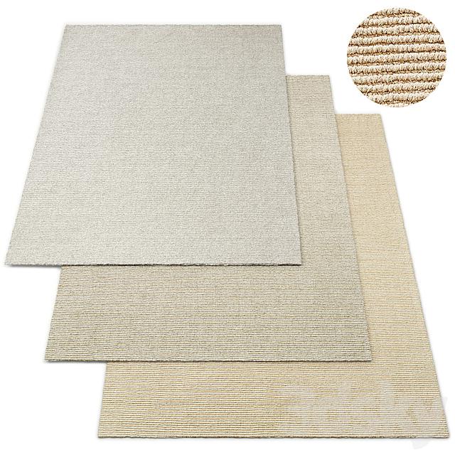 Custom Shoreham Handloomed Wool Rug RH Collection