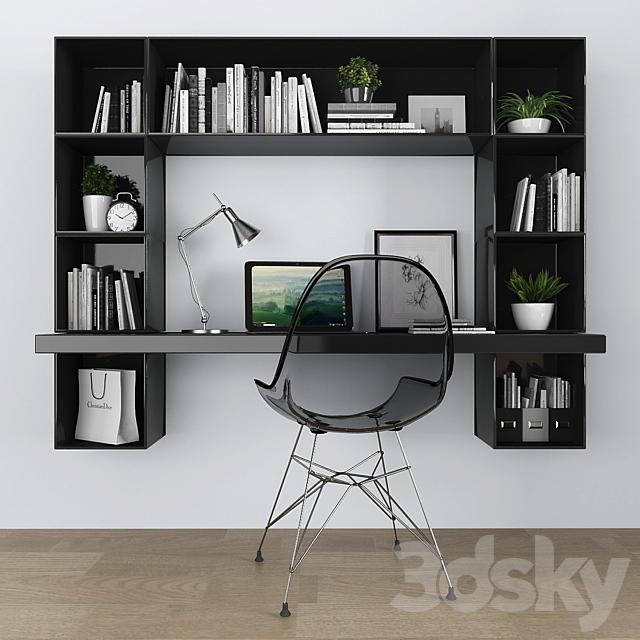 Workplace set 088