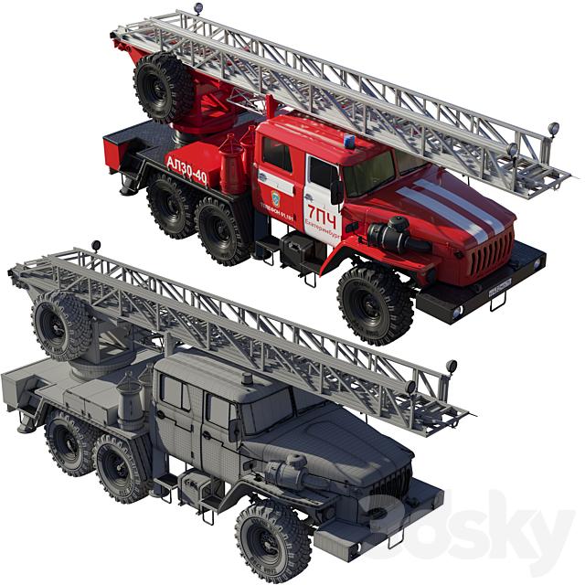 Ladder AL30-40