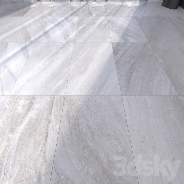 Marble Floor Evolution Sand Set 2