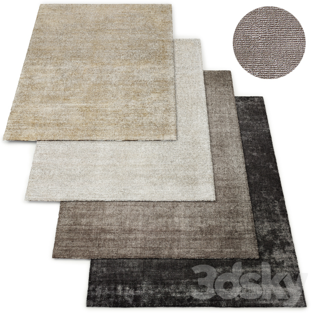 Venise Handwoven Rug RH Collection