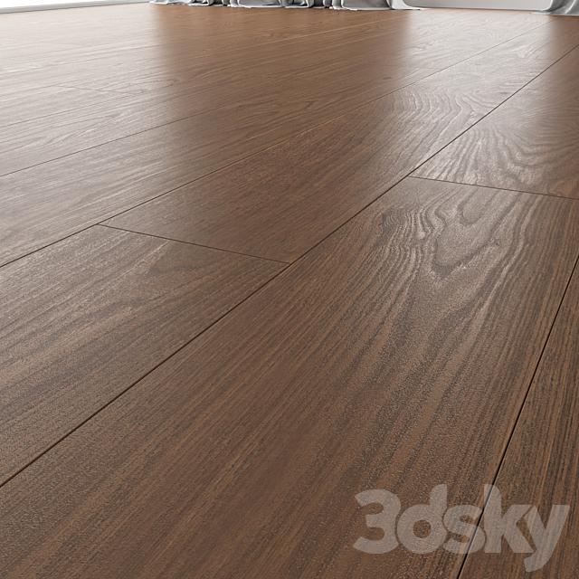 Wood Floor Oak (Black Walnut Firestop)