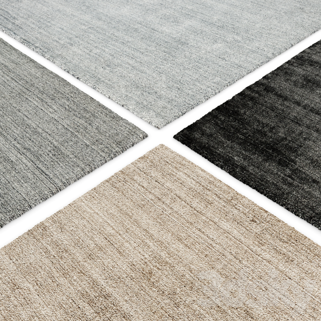Mara Handwoven Rug RH Collection