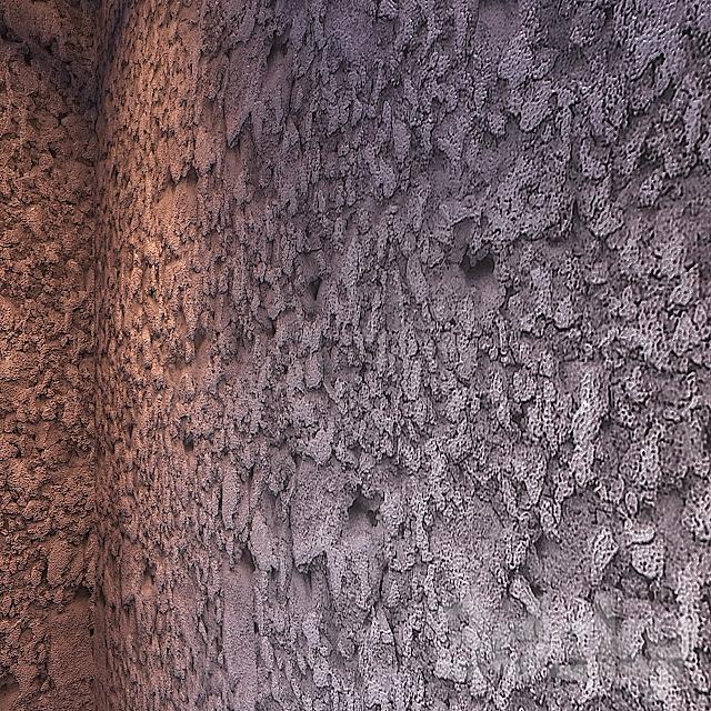 Decorative Stucco 342 - 8K Material