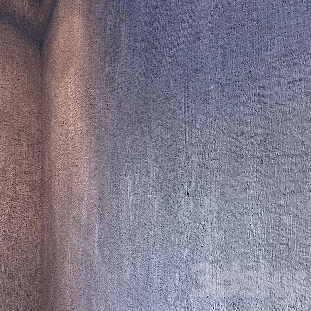 Decorative Stucco 349 - 8K Material