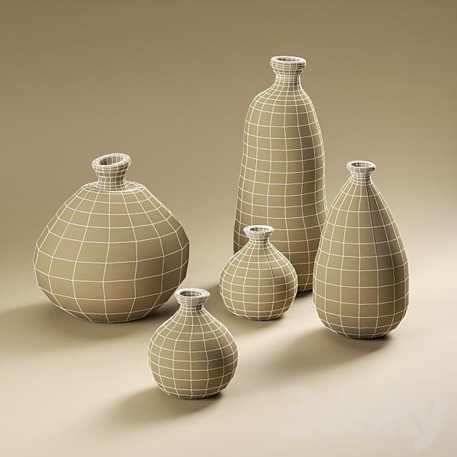 Vase Set 05