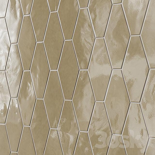 Manchester Hexagon Ceramic Tile