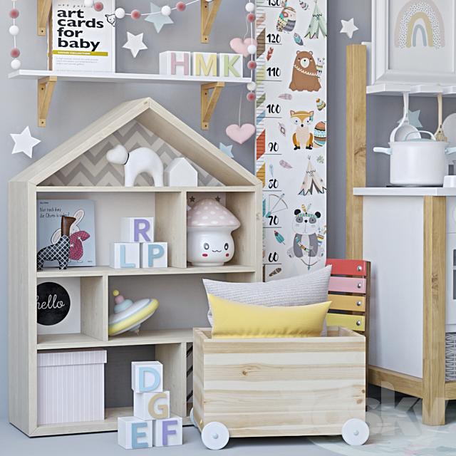 Decor for the nursery 2