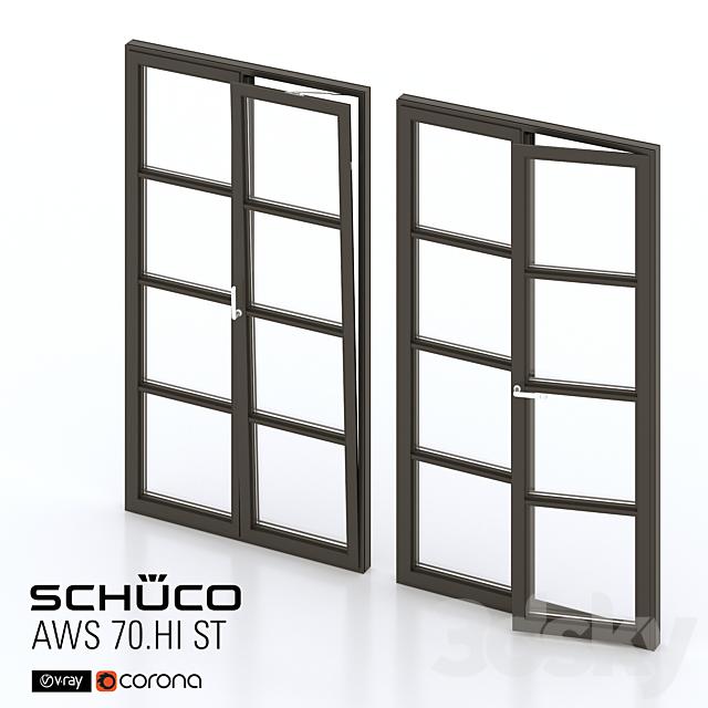 SCHUCO AWS 70.HI ST