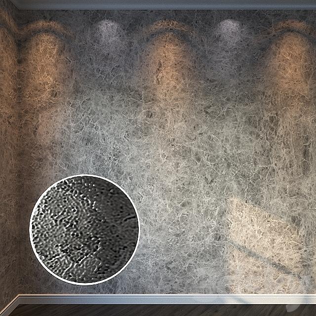 Decorative Stucco 393 - 8K Material