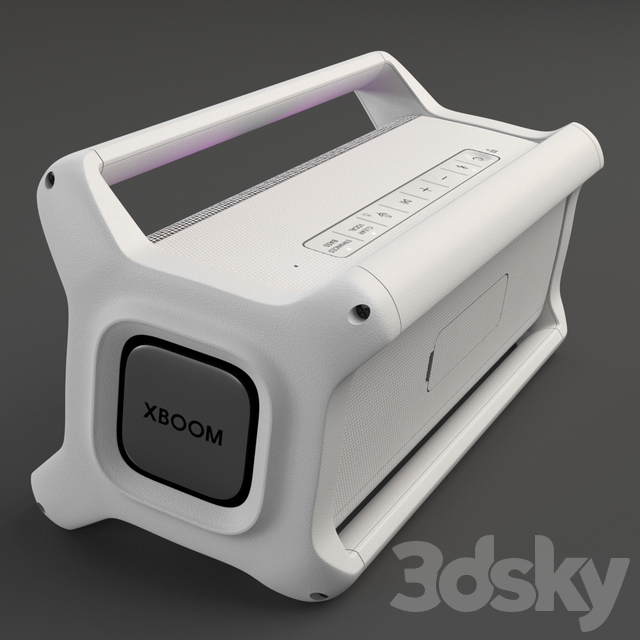 LG XBOOM PK7 BLUETOOTH SPEAKER