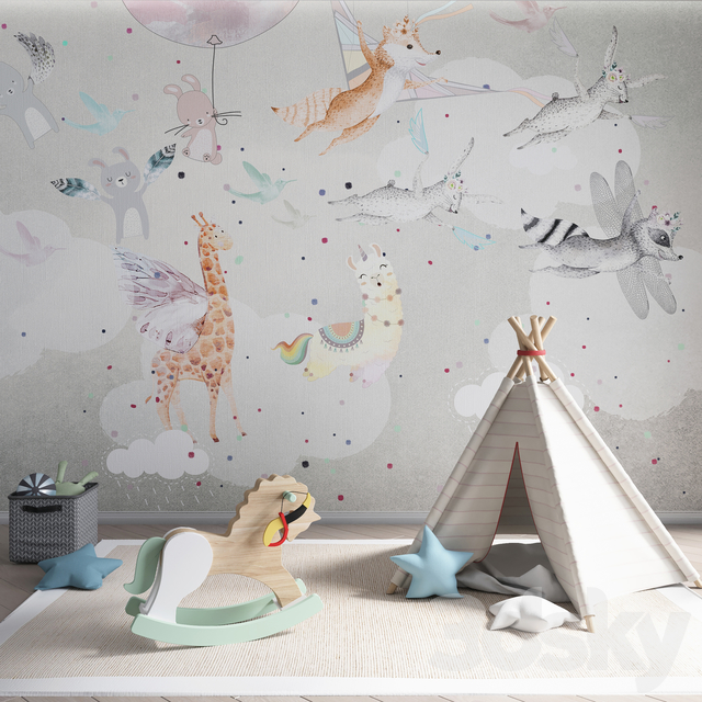 Designer Wallpaper Felicita