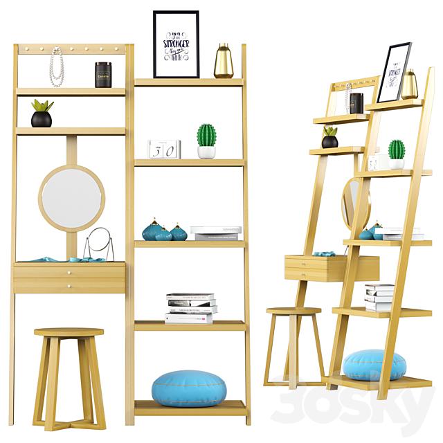 Futon Company Picture Shelf