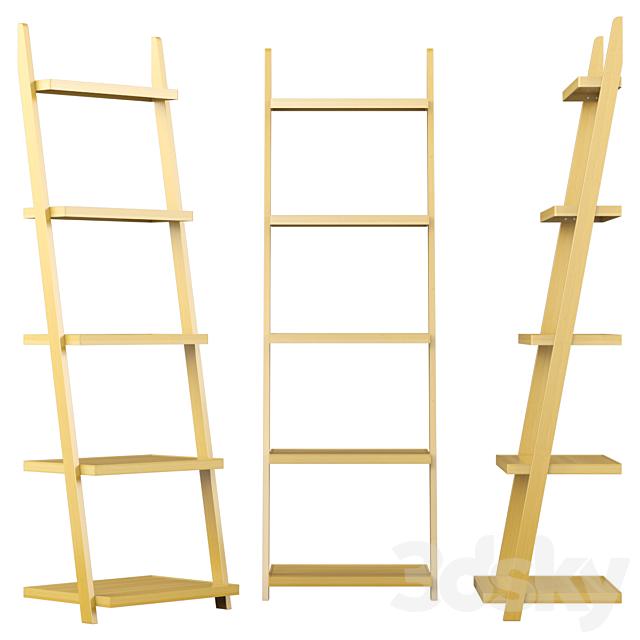 Oak Dressing Table Shelves