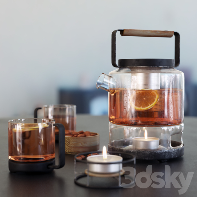 Tea Set # 2