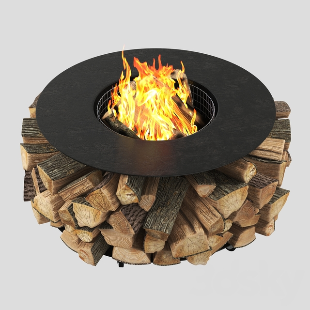 Outdoor fire pit PF-02