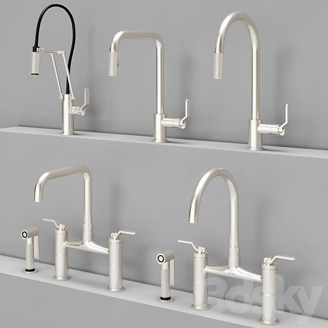 brizo_kitchen_faucet_set