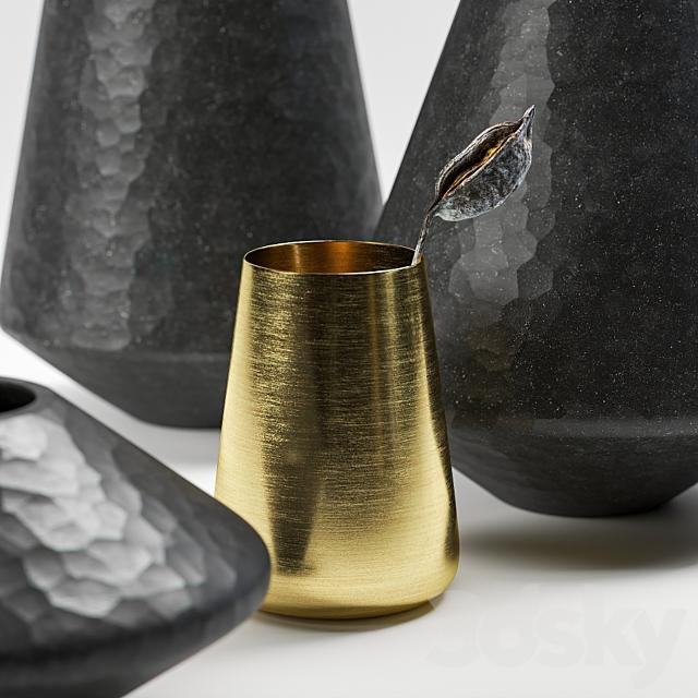 Vase set 12