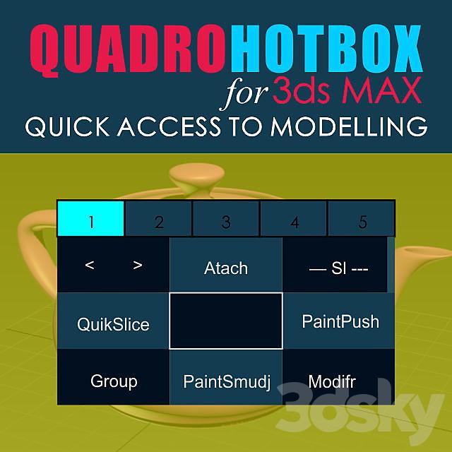 Svoe_KickHotBox_Modelling _1.0