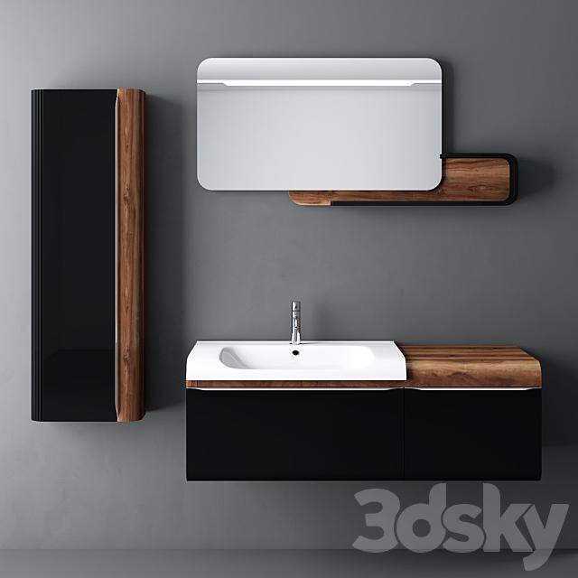 Modern Bathroom Cabinet | No. 047
