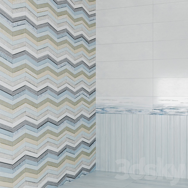 Ibero Mediterranea Tile Collection