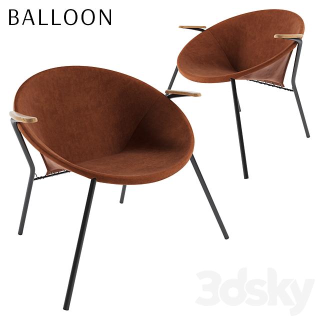 Warm_Nordic_Armchair_Balloon