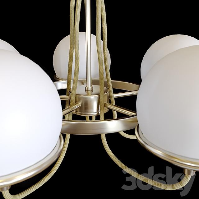 Chandelier Arte Lamp Bergamo 5