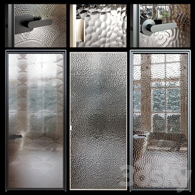 Glas italia door 2