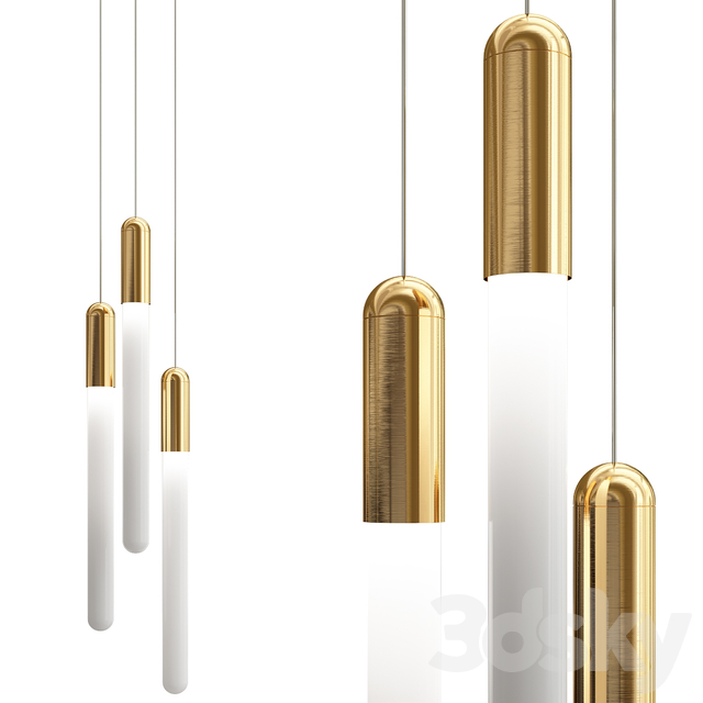 Collection hanging lightings