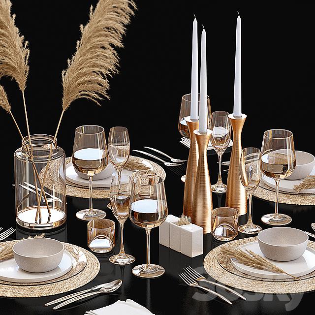 Table setting 22
