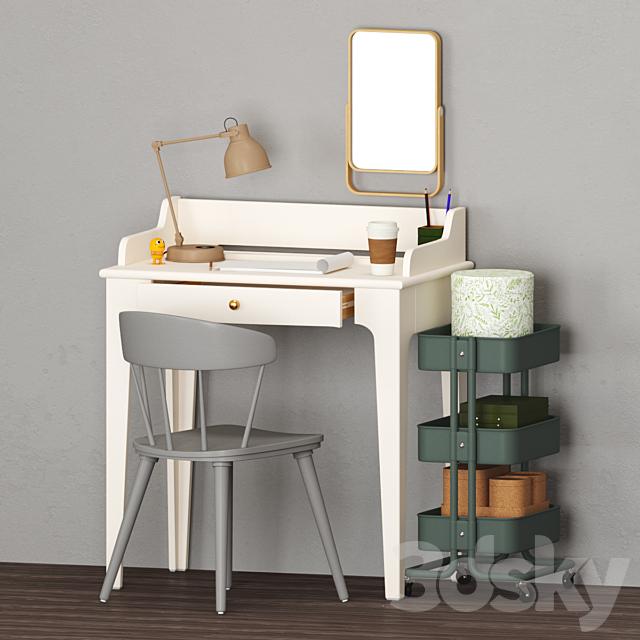 IKEA Working Table set