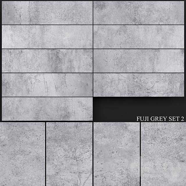 Yurtbay Seramik Fuji Gray Set 2
