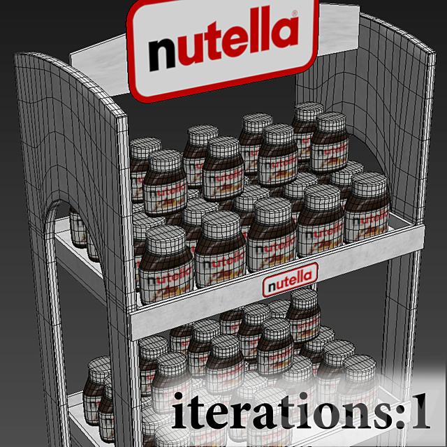 Showcase 020. Raffaello, Nutella